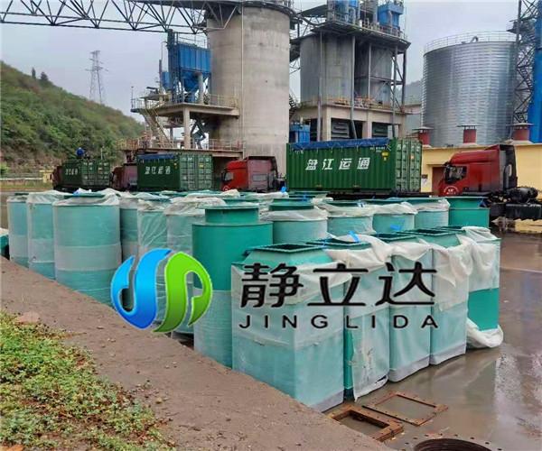 噪音治理公司的贵州某水泥厂烟管消声器