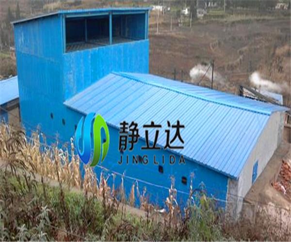 四川噪音处理的煤矿风机隔音房